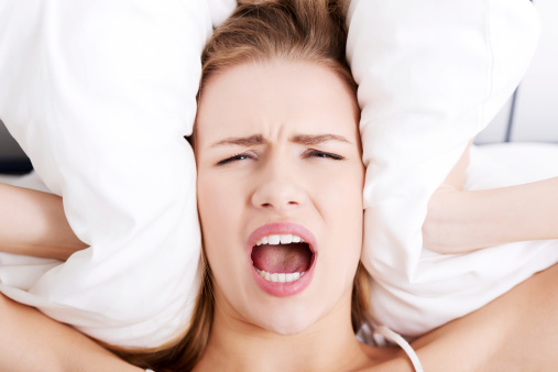 noisy homeowners association