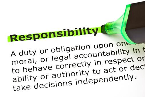 HOA board responsibility