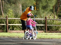 bike safety rules for kids in your homeowners association photo