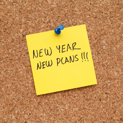 HOA Board New Year Plans