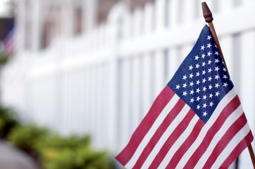 american_flag_on_fence