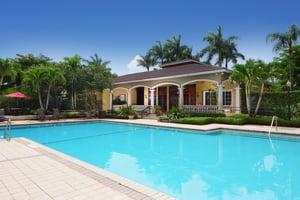 HOA Pool Clubhouse