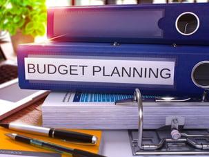budget planning binder