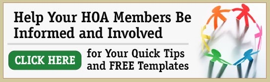 Help Your HOA Members Be Informed and Involved